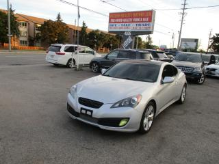 Used 2011 Hyundai Genesis Coupe GT for sale in Toronto, ON
