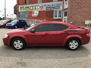 Used 2008 Dodge Avenger CERTIFIED/WARRANTY INCLUDED for sale in Cambridge, ON