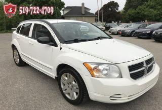 Used 2010 Dodge Caliber SXT/ONE OWNER/NO ACCIDENT/CERTIFIED/WARRANTY INCL for sale in Cambridge, ON