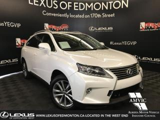 Used 2015 Lexus RX 350 Technology Package for sale in Edmonton, AB