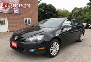 Used 2011 Volkswagen Golf Wagon TDI/DIESEL/NO ACCIDENT/CERTIFIED/WARRANTY INCLUDED for sale in Cambridge, ON