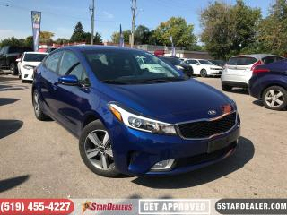 Used 2018 Kia Forte LX+ | 1OWNER | CAM | HEATED SEATS for sale in London, ON