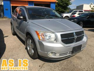 Used 2007 Dodge Caliber SXT | FRESH TRADE | AS IS for sale in London, ON