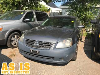 Used 2006 Nissan Altima 2.5 S | FRESH TRADE | AS IS for sale in London, ON