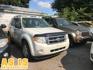 Used 2010 Ford Escape XLT | AS IS | AWD for sale in London, ON