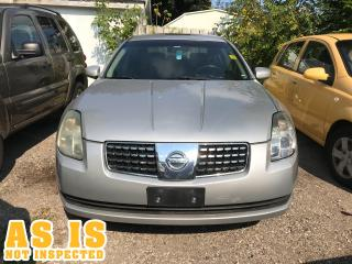 Used 2004 Nissan Maxima SL  | AS IS | NOT INSPECTED for sale in London, ON
