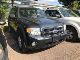 Used 2008 Ford Escape XLT 3.0L | GET APPROVED TODAY for sale in London, ON