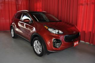 Used 2018 Kia Sportage LX | All Wheel Drive for sale in Listowel, ON