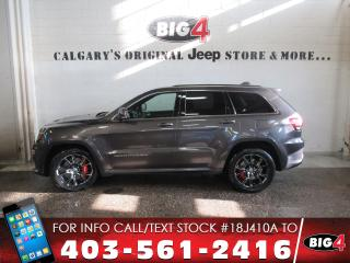 Used 2014 Jeep Grand Cherokee SRT for sale in Calgary, AB