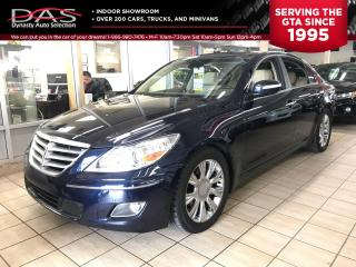 Used 2011 Hyundai Genesis 3.8 Technology Navigation/Leather/Sunroof for sale in North York, ON