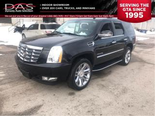 Used 2010 Cadillac Escalade NAVIGATION/LEATHER/7 PASS for sale in North York, ON