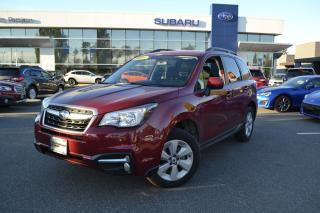 Used 2018 Subaru Forester 2.5i Convenience for sale in Port Coquitlam, BC