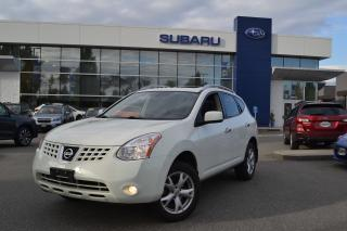 Used 2010 Nissan Rogue SL AWD - One Owner/No Accidents for sale in Port Coquitlam, BC