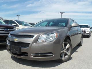 Used 2011 Chevrolet Malibu LT 2.4L for sale in Midland, ON