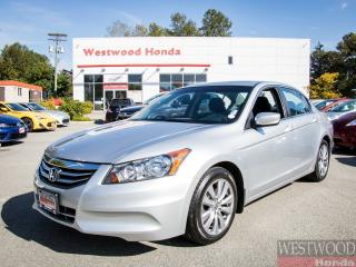Used 2012 Honda Accord EX (A5) for sale in Port Moody, BC