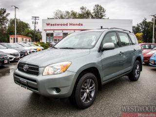 Used 2008 Toyota RAV4 Base LE for sale in Port Moody, BC
