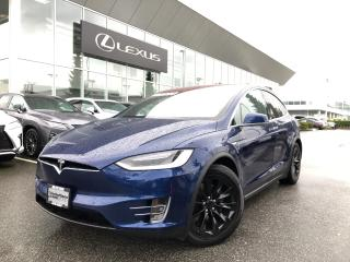 Used 2017 Tesla Model X Huge Savings, Like NEW, Local, NO Accidents, Must for sale in North Vancouver, BC