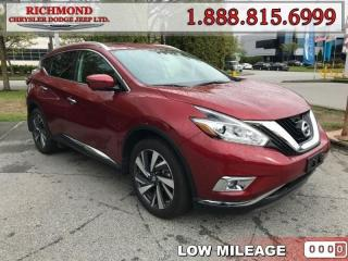 Used 2017 Nissan Murano for sale in Richmond, BC