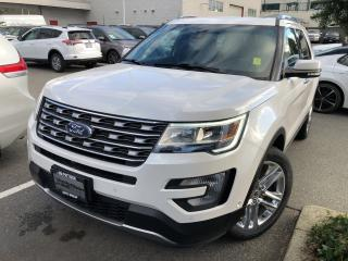 Used 2016 Ford Explorer LIMITED for sale in North Vancouver, BC