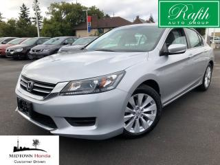 Used 2015 Honda Accord LX-Very well maintained-local trade for sale in North York, ON