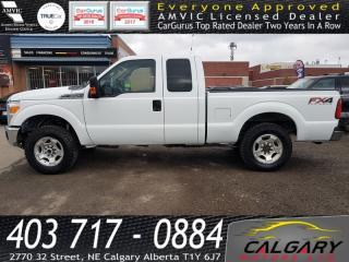 Used 2013 Ford F-250 Super Duty 4WD for sale in Calgary, AB