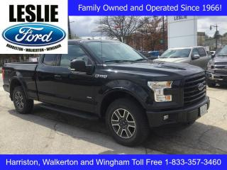 Used 2015 Ford F-150 XLT | Sport | Accident Free | Bluetooth for sale in Harriston, ON