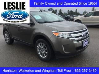 Used 2013 Ford Edge SEL | FWD | One Owner | Bluetooth for sale in Harriston, ON