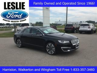 Used 2017 Lincoln MKZ Reserve | AWD | Heated/Cooled Seats for sale in Harriston, ON