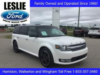 Used 2015 Ford Flex SEL | AWD | One Owner | Nav | Sunroof for sale in Harriston, ON