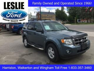 Used 2012 Ford Escape XLT | 4X2 | Local Trade | for sale in Harriston, ON