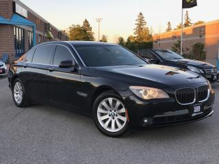 Used 2009 BMW 7 Series 4dr Sdn 750Li for sale in Barrie, ON