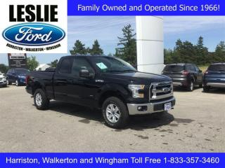 Used 2016 Ford F-150 XLT | 4X4 | One Owner | Rear View Camera for sale in Harriston, ON