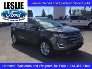 Used 2015 Ford Edge SEL | AWD | Local Trade | Remote Start for sale in Harriston, ON