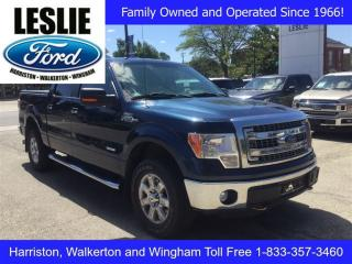 Used 2013 Ford F-150 XTR | 4X4 | One Owner | Bluetooth for sale in Harriston, ON