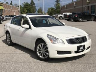 Used 2009 Infiniti G37 X 4dr x AWD for sale in Barrie, ON