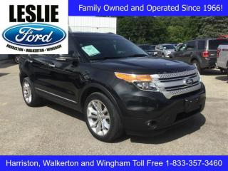 Used 2013 Ford Explorer XLT | 4WD | One Owner | Heated Seats for sale in Harriston, ON