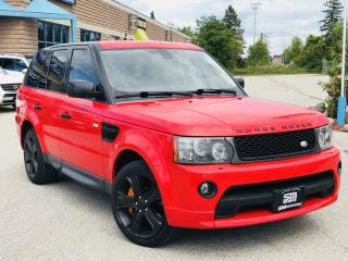 Used 2011 Land Rover Range Rover Sport 4WD 4dr SC for sale in Barrie, ON