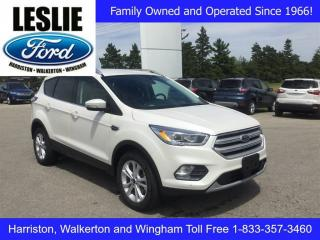 Used 2018 Ford Escape Titanium | 4WD | One Owner | Navigation for sale in Harriston, ON