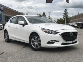 Used 2017 Mazda MAZDA3 4dr HB Sport GX for sale in Barrie, ON
