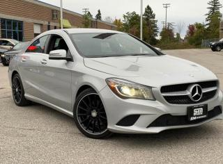 Used 2014 Mercedes-Benz CLA-Class 4dr Sdn CLA250 4MATIC for sale in Barrie, ON