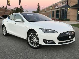 Used 2014 Tesla Model S 4dr Sdn for sale in Barrie, ON