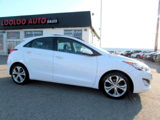 Used 2013 Hyundai Elantra GT GT NAVIGATION CAMERA PANORAMIC CERTIFIED 2YR WARRANTY for sale in Milton, ON