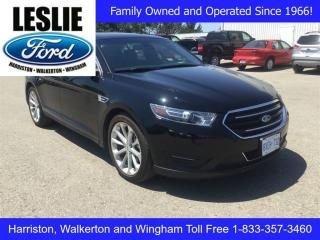 Used 2017 Ford Taurus Limited | AWD | Heated Seats for sale in Harriston, ON