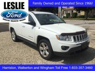 Used 2011 Jeep Compass Sport/North for sale in Harriston, ON