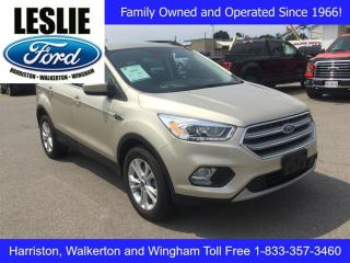 Used 2017 Ford Escape SE | FWD | One Owner | Navigation for sale in Harriston, ON