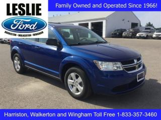 Used 2015 Dodge Journey CVP | One Owner | Push Button Start for sale in Harriston, ON