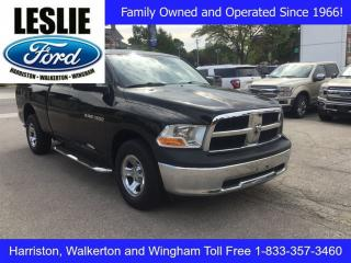 Used 2011 RAM 1500 ST | 4X4 | One Owner | Tonneau Cover for sale in Harriston, ON
