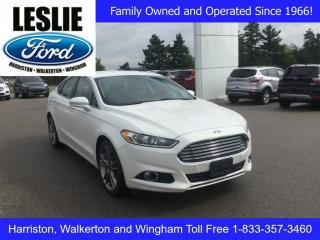 Used 2015 Ford Fusion Titanium | AWD | One Owner | Remote Start for sale in Harriston, ON