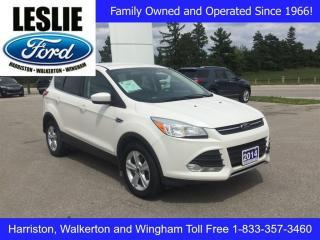 Used 2014 Ford Escape SE | FWD | Local Trade | Bluetooth for sale in Harriston, ON