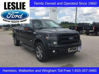 Used 2014 Ford F-150 FX4 | Luxury | 4X4 | Remote Start for sale in Harriston, ON